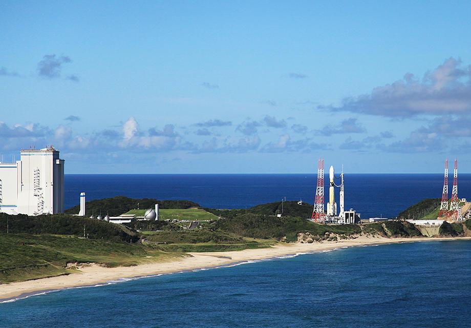 「JAXA 種子島宇宙センター」の画像検索結果