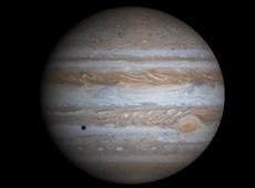 Jupiter (courtesy: NASA/JPL/University of Arizona)