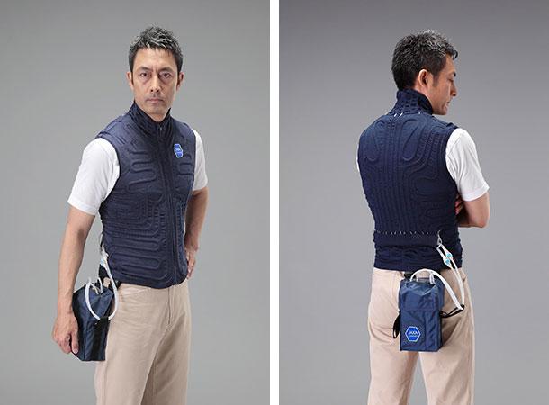 すべての講義 1lは : Cooling Vest