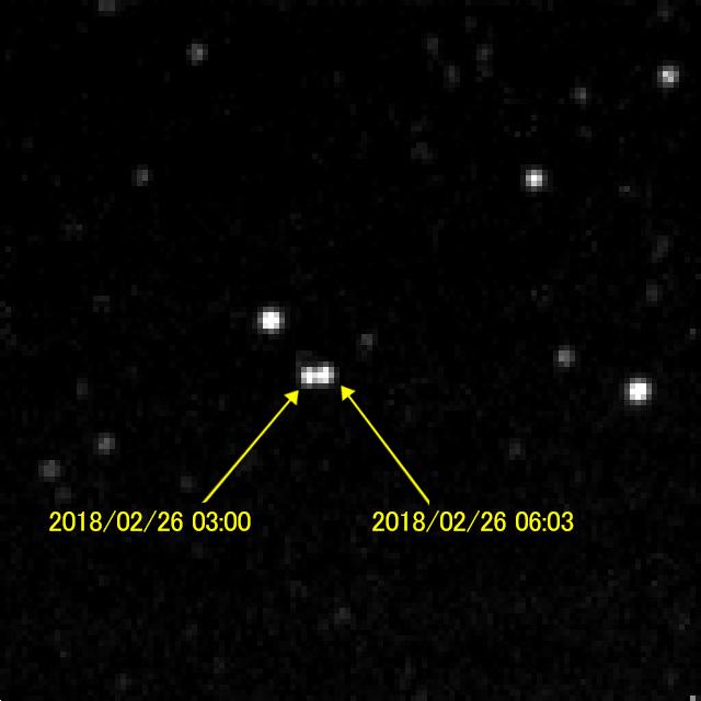 小惑星Ryugu
