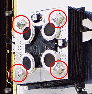 図1 イオンエンジン中和器