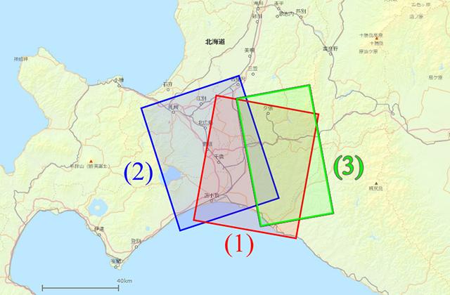 「だいち2号」による平成30年北海道胆振東部地震の観測結果について