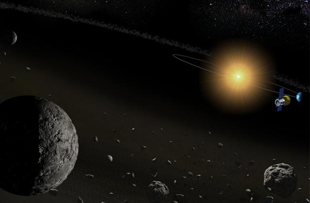 赤外線天文衛星「あかり」、小惑星に水を発見 ―小惑星の進化過程に赤外線観測で迫る:リュウグウなど始原的小惑星を理解する大きな手がかりに―