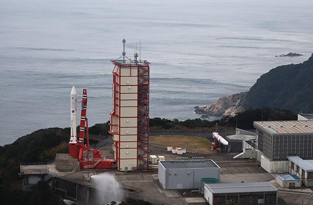 革新的衛星技術実証1号機/イプシロンロケット4号機の打上げを1月18日(金)に延期
