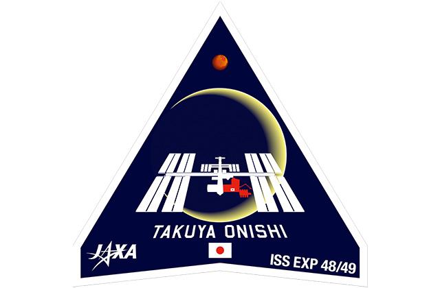 大西宇宙飛行士のミッションロゴ解説