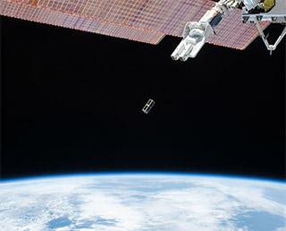 JAXAと国連宇宙部、「きぼう」からの超小型衛星放出にナイロビ大学を選定