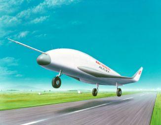 JAXA|小型自動着陸実験「ALFLEX...
