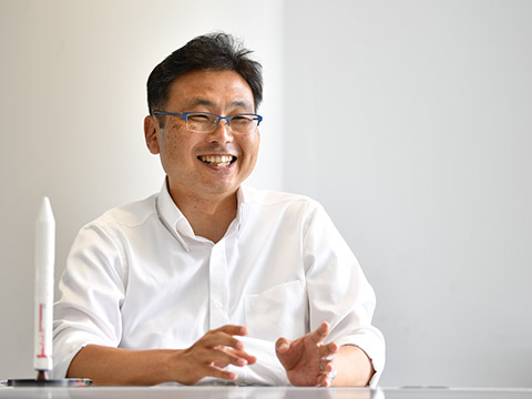 インタビュー:イプシロンロケット新プロジェクトマネージャ井元隆行