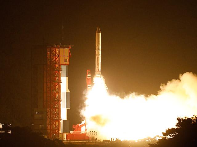 イプシロンロケット3号機 打ち上げ成功!