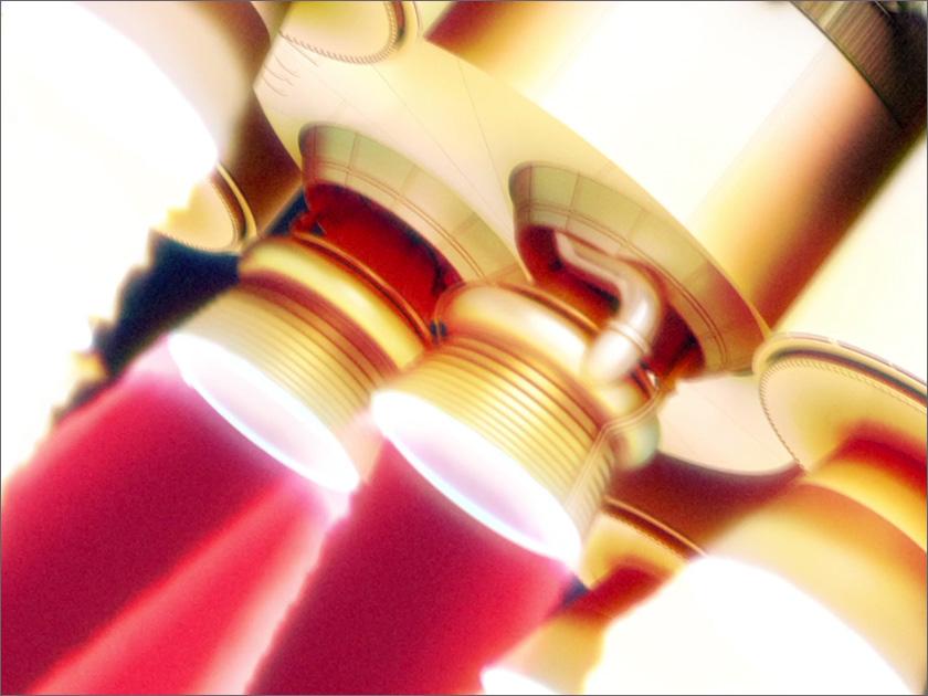 H3ロケットCG映像公開