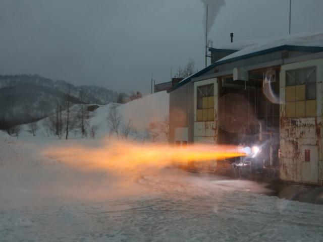 H3ロケット用第2段エンジンLE-5B-3の開発状況