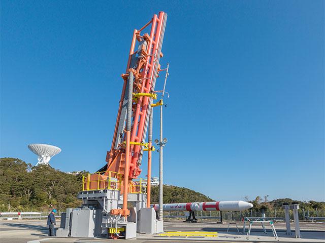 ライブ中継実施!SS-520 5号機/超小型衛星打ち上げ実証実験