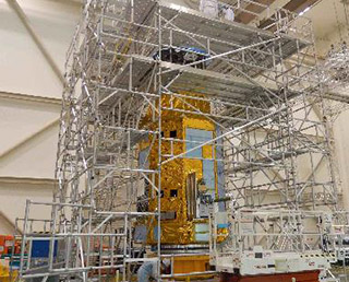 X線天文衛星「ASTRO-H」一次噛み合わせ試験(XRT関連)