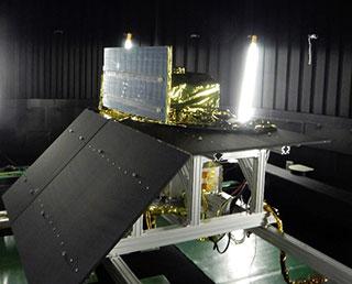軟ガンマ線検出器(SGD)熱真空試験