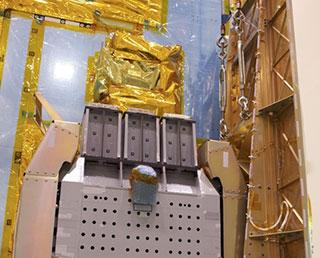 軟ガンマ線検出器(SGD)ASTRO-Hに搭載完了