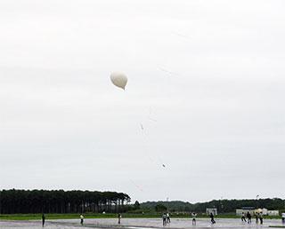 大気球実験BS15-07及び2015年度第一次気球実験の実施終了