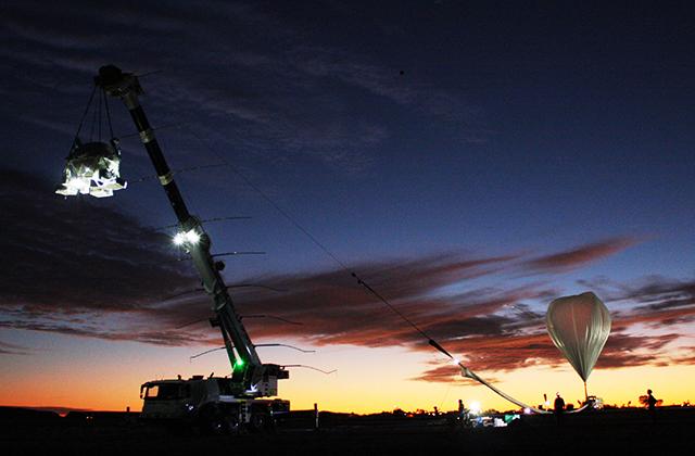 オーストラリア気球実験B18-03の実施終了について [エマルションガンマ線望遠鏡による宇宙ガンマ線観測(GRAINE)]