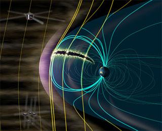 オーロラエネルギーの摂取の仕組み~GEOTAIL衛星とMMS衛星の日米共同観測
