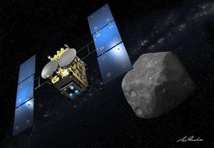 月・惑星の研究