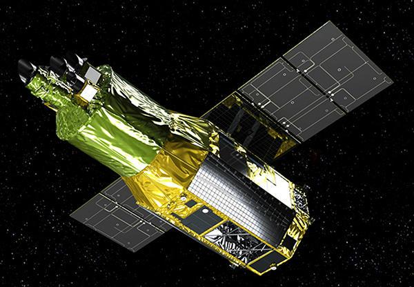 宇宙のプラズマ、X線、赤外線の研究