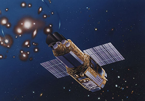 X線天文衛星「すざく」(ASTRO-EII)