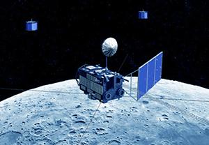月周回衛星「かぐや」(SELENE)
