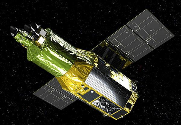 X線分光撮像衛星(XRISM)