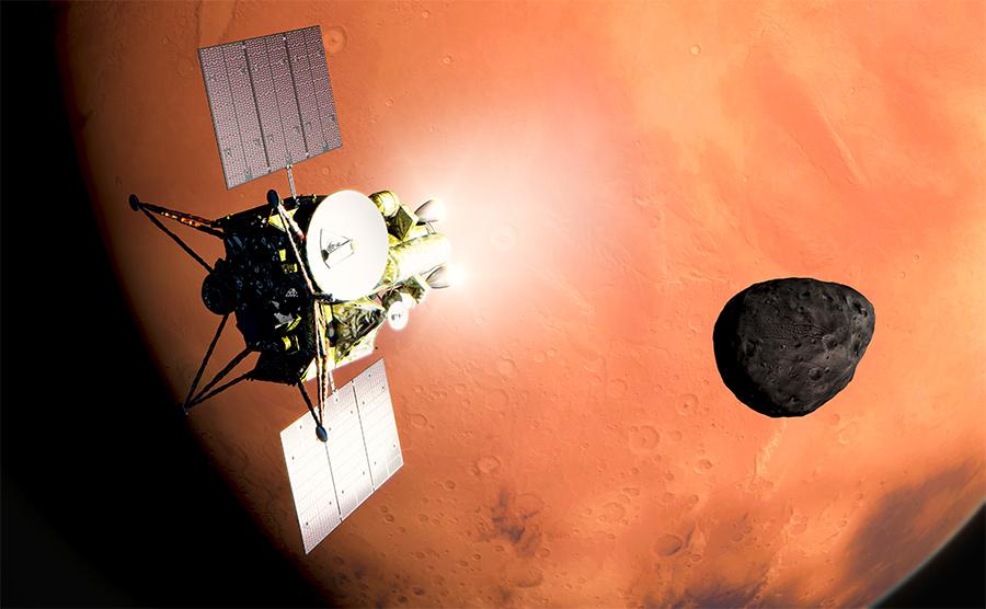 宇宙航空研究開発機構太陽系と宇宙の起源の解明に向けて火星衛星探査計画(MMX)