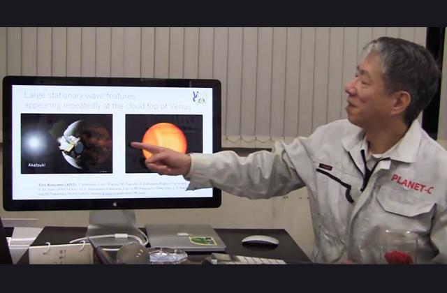 金星探査機「あかつき」 金星周回軌道投入から2周年(2地球年)を迎えました!