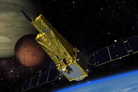 JAXA | 惑星分光観測衛星「ひさ...