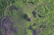 富士山など~「だいち2号」から初画像が届きました!