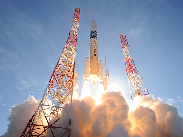 「しきさい」「つばめ」/H-IIAロケット37号機、打ち上げ成功!