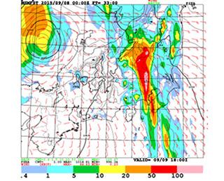 GPM主衛星の観測データ、気象庁の数値予報システムに定常利用へ~気象の予測精度向上に貢献