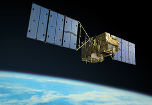 温室効果ガス観測技術衛星「いぶき」(GOSAT)