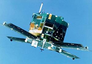 磁気圏観測衛星「あけぼの」(EXOS-D)