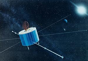 磁気圏尾部観測衛星「GEOTAIL」