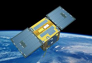 小型実証衛星4型「SDS-4」