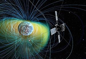 ジオスペース探査衛星「あらせ」(ERG)
