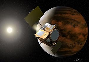 金星探査機「あかつき」(PLANET-C)