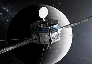 国際水星探査計画「BepiColombo」/水星磁気圏探査機「みお」(MMO)