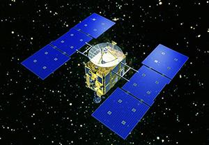 小惑星探査機「はやぶさ」(MUSES-C)