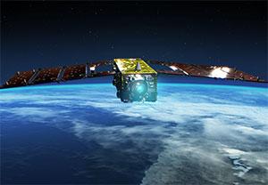 超低高度衛星技術試験機「つばめ」(SLATS)
