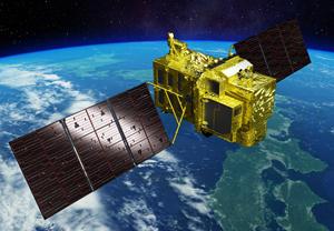 先進光学衛星「だいち3号」(ALOS-3)