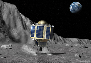 小型月着陸実証機 SLIM