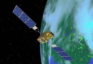 光衛星間通信実験衛星「きらり」(OICETS)