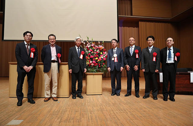 EORC久保田拓志 主任研究開発員が、日本気象学会 岸保・立平賞を受賞