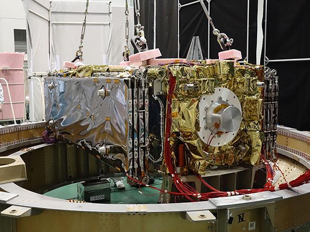 SLATSの分離衝撃試験、振動試験を実施