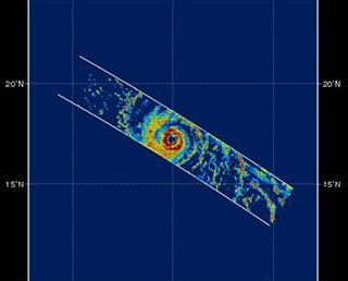 熱帯降雨観測衛星/降水レーダ(TRMM/PR)後期運用終了へ