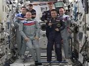 3月9日 若田宇宙飛行士が日本人初のISS船長に就任