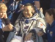 おかえりなさい、若田宇宙飛行士! 無事地球に帰還
